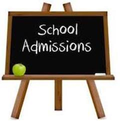 Update on School Admissions 2021/22
