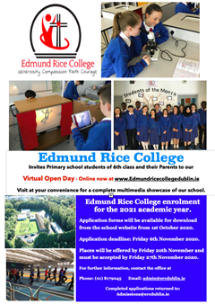 Virtual Open Day Now Available