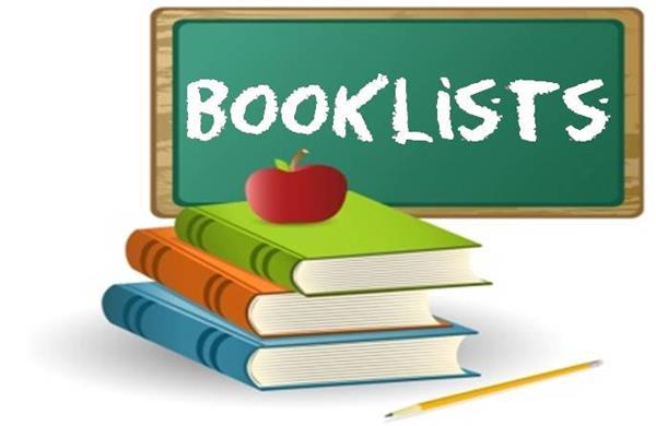 1st Year Booklist