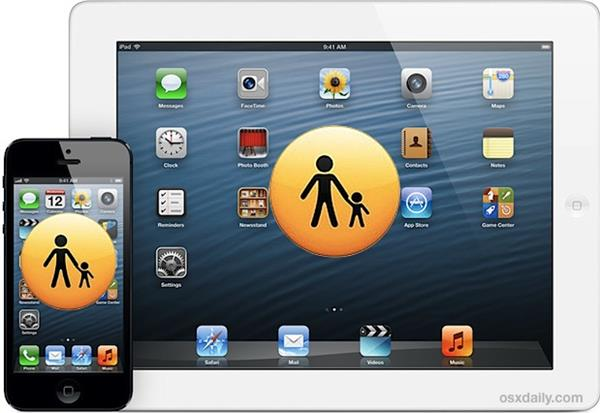iPad Restrictions and Monitoring for Parents